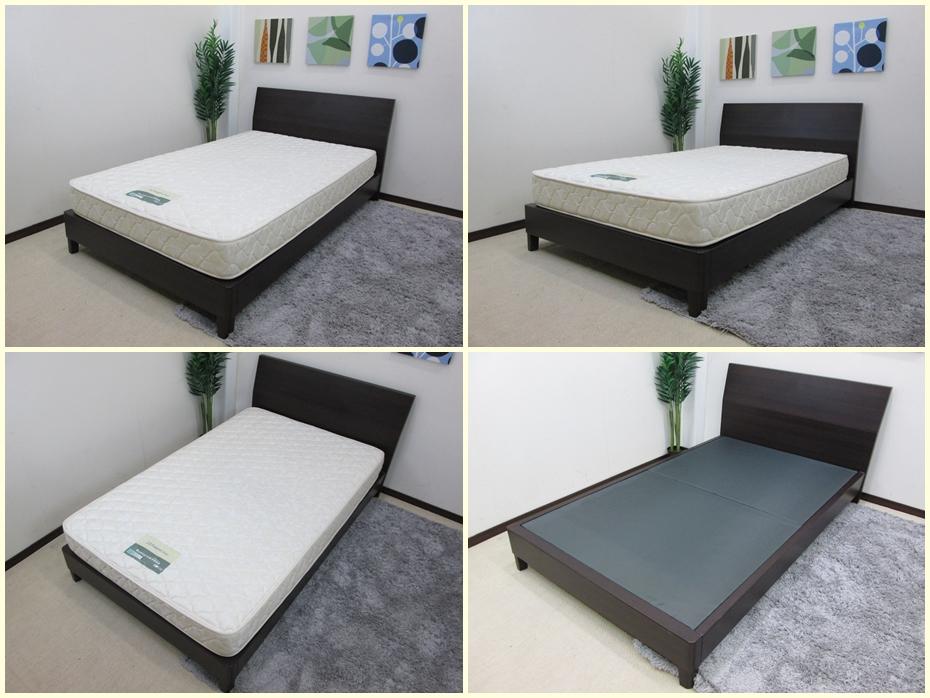 モノグラム4000 セミダブルベッド