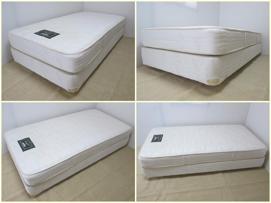 ポケットコイル シングルベッド
